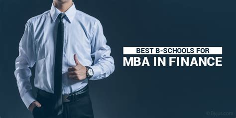 Best Mba In Finance by Business School Rankings Best B Schools For Mba In Finance
