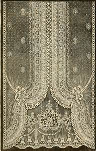 Wall Drapes For Weddings Edwardian Lace Curtain Home Decorating Diy