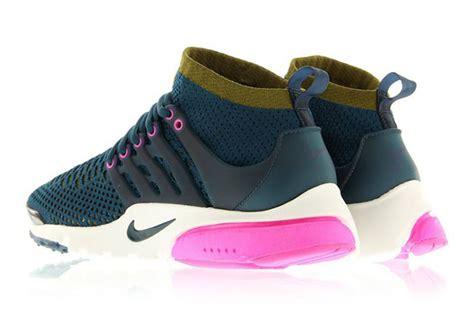 Adidas Air Presto Ultra Midnight Blue Premium Original Sneakers nike air presto ultra flyknit midnight turquoise