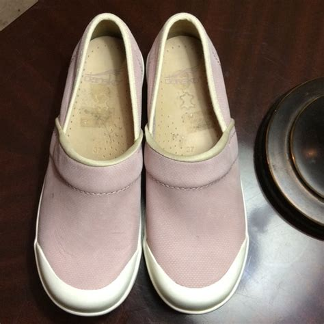 dansko dansko light pink purple clogs from margaret s