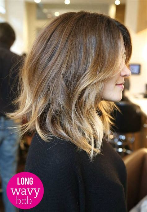 how to cut the perfect asymmetrical bob on thick hair 5 must try bob hairstyles article long wavy and