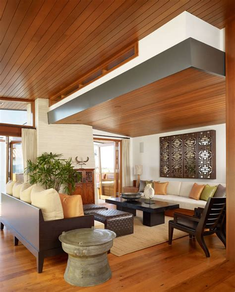 tropical interior design modern tropical house interior wood design plushemisphere