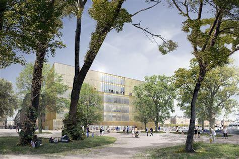 gallery  david chipperfield reveals  renderings  nobel center  stockholm