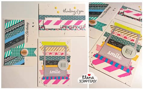 Washi L by Layout Scrapiteasy Novit 224 E Idee Sullo