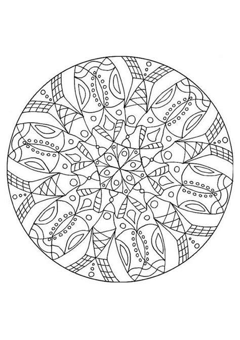 mandala coloring pages for experts mandalas for experts mandala 73