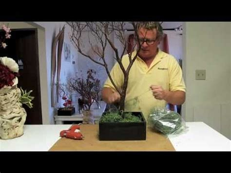 Branch Centerpieces Manzanita Branch Centerpieces How To 1 Youtube