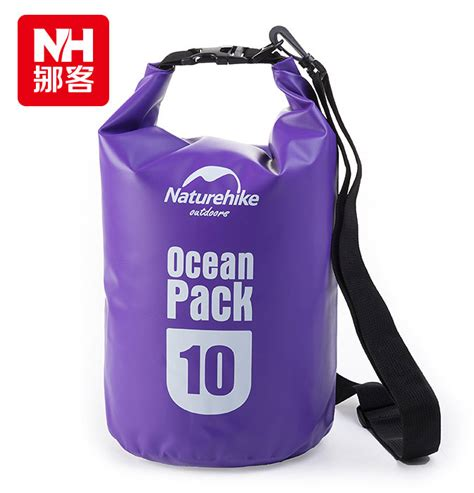 Mcd9 Bag Waterproof Bag 10l 1 naturehike new 10l 500d pack wading waterproof bag drifting package swimming bag bag