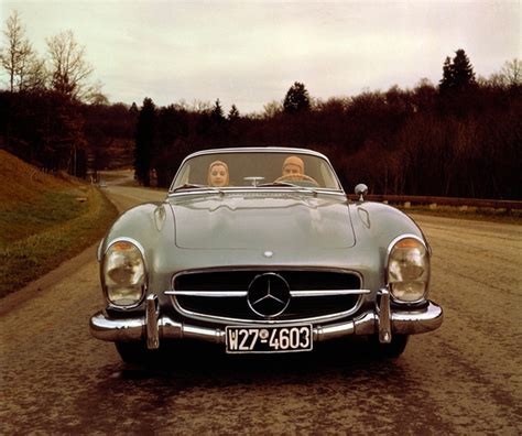 Premier Modele Sl Mercedes