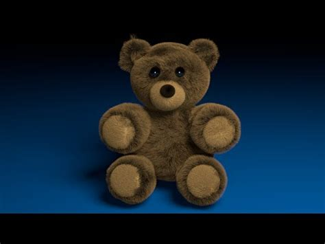 blender tutorial teddy bear full download blender tutorial fuzzy stuffed bear