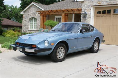 nissan datsun 1978 1978 datsun 280z sport zed coupe 240z 240sx 260z