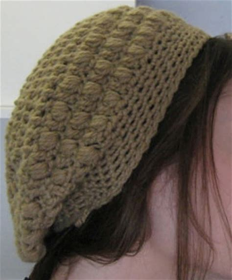 pattern crochet slouchy hat crocheted slouchy hat patterns crochet and knitting patterns
