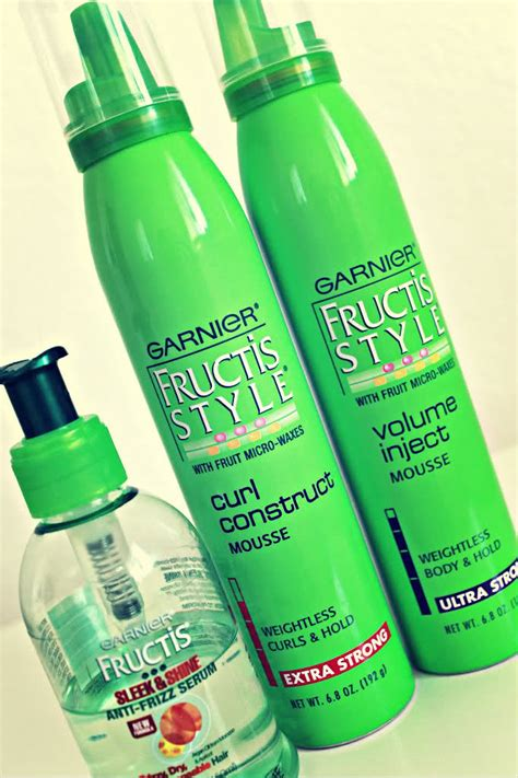 Serum Garnier Pink pink confessions hair styling products i ve been using