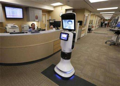 mercy san juan emergency room robots let doctors beam into remote us hospitals
