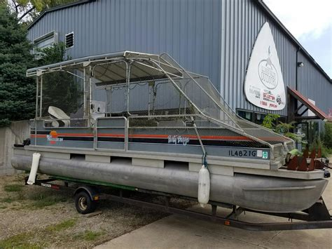 used pontoon boats for sale in illinois used tracker boats for sale in illinois united states