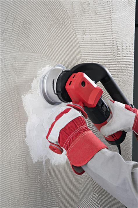 fliesenkleber der wand entfernen sanierungs multitalent die retecflex im praxistest
