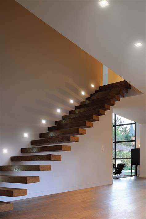 lade a led per interni spot da incasso a led luce e design