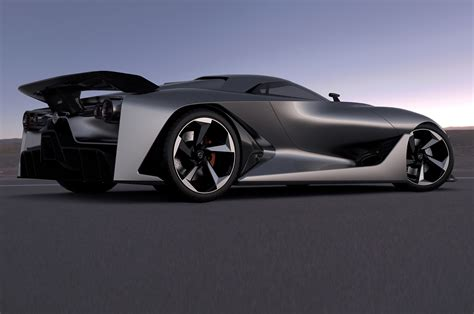 nissan gran turismo price nissan concept 2020 vision gt rear three quarter photo 1
