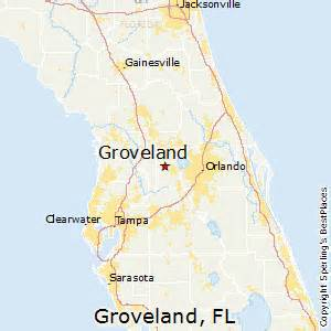 best places to live in groveland florida