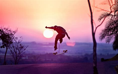laptop wallpaper tricks longboarding wallpapers wallpaper cave