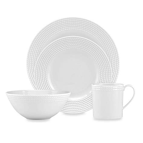 bed bath and beyond johnson city bed bath and beyond dinnerware sets mikasa satin white 5piece dinnerware set swirl