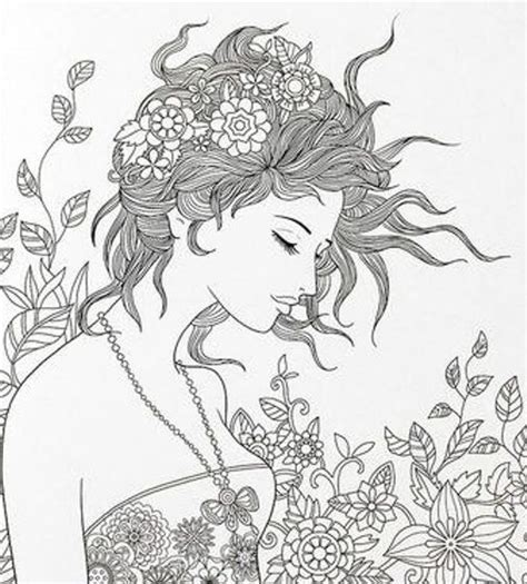 coloring pages for adults faces 277 best images about color on