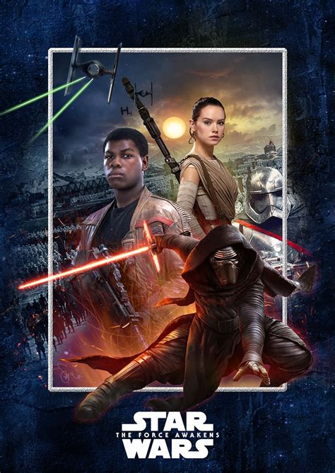 Bantal Wars The Awakens 40 X 40 40 epic posters for wars the awakens
