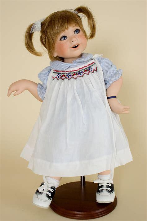 porcelain doll julie i m a teapot porcelain collectible doll