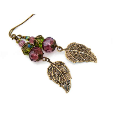 for jewelry world of warcraft jewelry the howling oak earrings