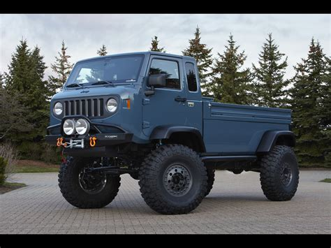 jeep moab truck 100 new jeep concept truck getting dirty and going