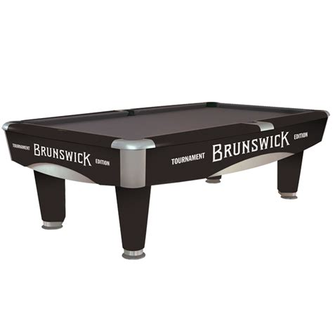 brunswick metro 9 ft pool table