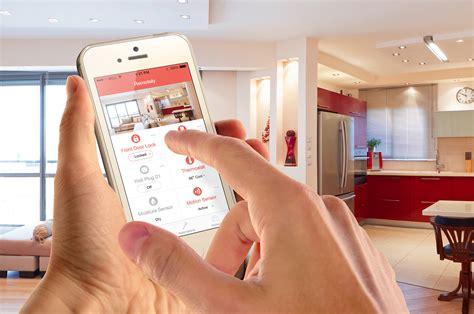 home automation for the mdu apartment market remotely