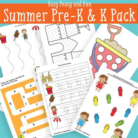 printable preschool summer activities summer printables for preschool easy peasy and fun