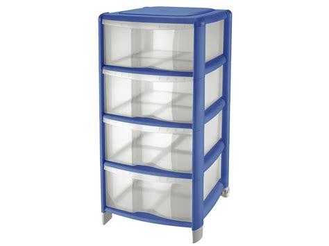 cassettiere plastica tontarelli cassettiera tontarelli bambu 4 cassetti