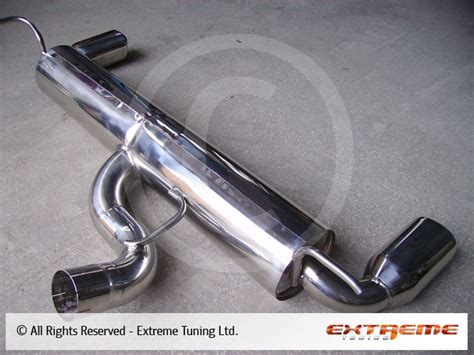 Jeep Liberty Exhaust Jeep Liberty Rear Muffler Sport Exhausts Exhaust
