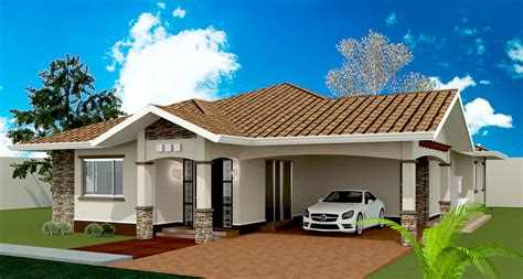 3 Bedroom Designs Model 3 3 Bedroom Bungalow Design Negros Construction Building Better Homes