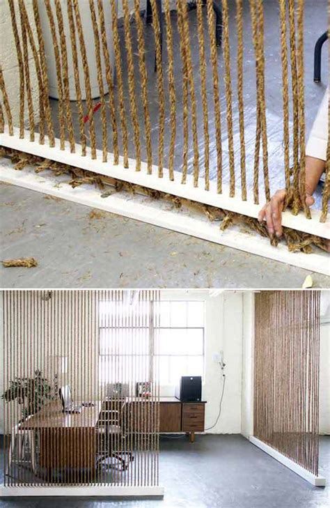 wall divider ideas 24 fantastic diy room dividers to redefine your space amazing diy interior home design