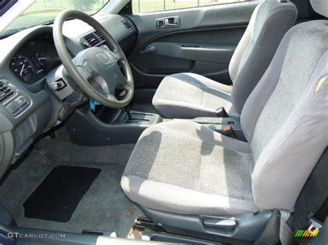 1998 honda civic cx hatchback interior photo 50401687