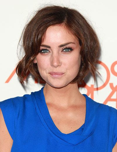 brunette hairstyles for heart shaped faces short haircuts 2013 august 2012