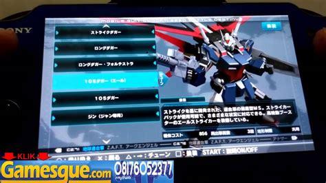 Battle For Destiny review jual gundam battle destiny ps vita gamesgue