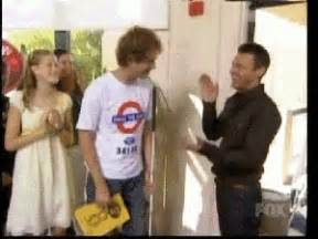 Ryan Seacrest High Five Blind Guy Meme - the problem with award shows confessions of a someday
