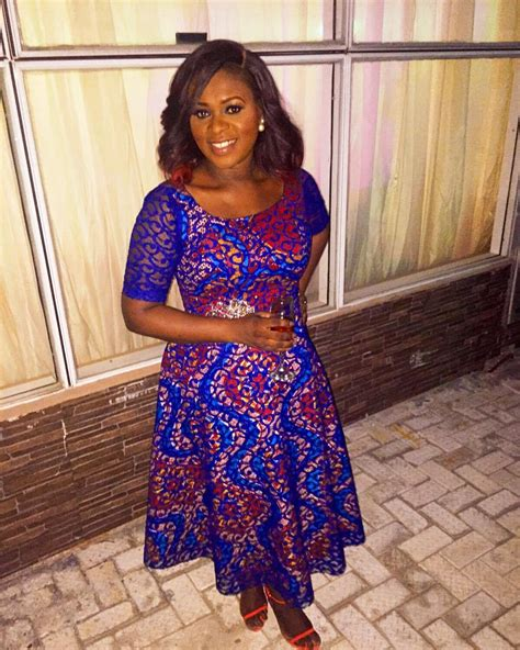 differrent ankara styles from acctresses ankara collections rocking ankara in different styles