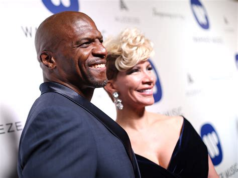 terry crews wife terry crews says he was sexually assaulted by hollywood