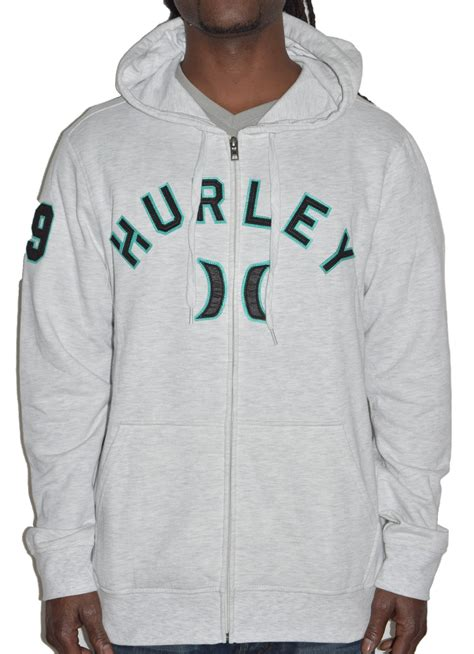 Zipper Hoodie Hurley 5 Anime hurley hoodie s zip up seti fleece ebay