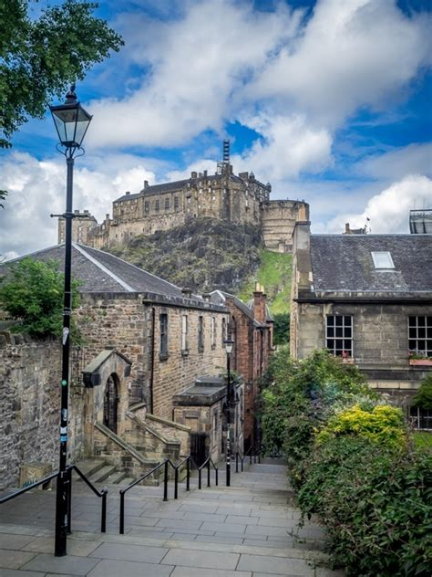 finding out in edinburgh scotland the vennel edinburgh scotland view towards edinburgh