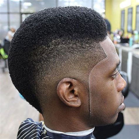 Mohawk Fade Hairstyles by The Burst Fade Mohawk Haircut