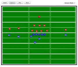 play template best photos of printable football play templates