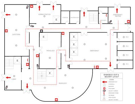 Amazing Church Evacuation Plan Template #4: Emergency-plan-example.png?bn=1510011096