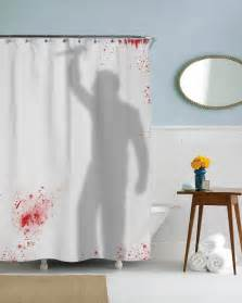 shower curtain 21 horror inspired shower curtains to up your home