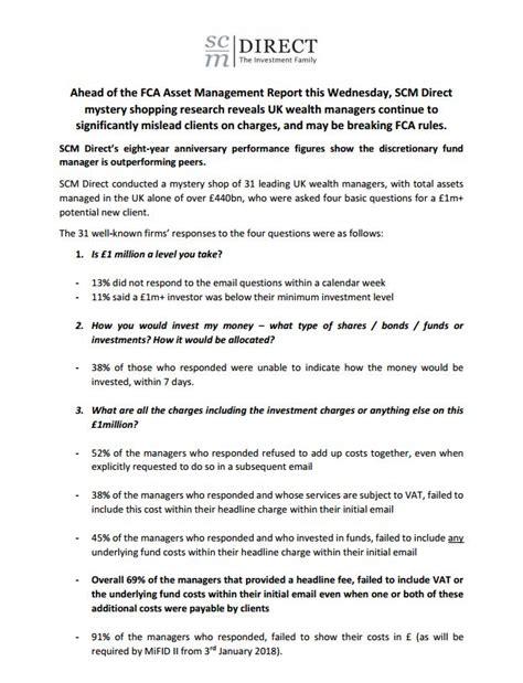 Fca Suitability Report Template