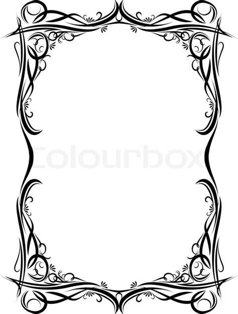 cornice gotica frame clipart clipart suggest